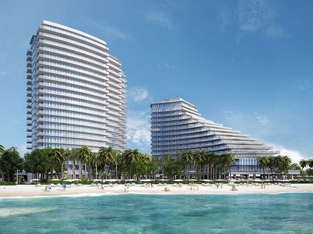 Auberge Beach Residences apartments for sale and rent