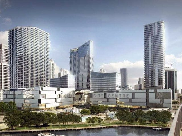 Brickell City Centre apartments for sale and rent