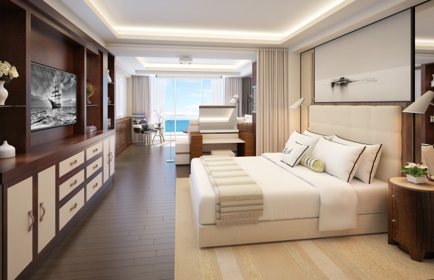 The Ocean Resort Residences Conrad Fort Lauderdale Beach Suite Interior