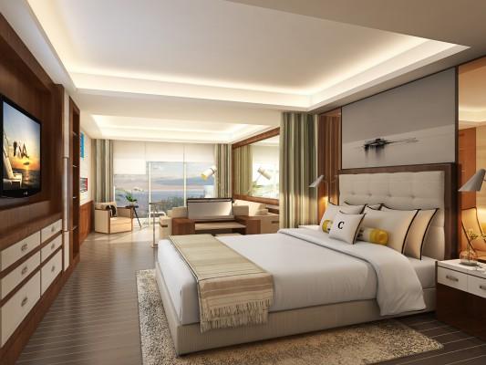 The Ocean Resort Residences Conrad Fort Lauderdale Beach Suite