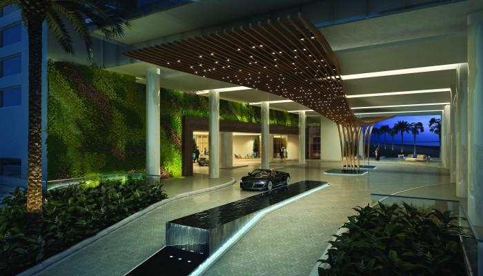 The Ocean Resort Residences Conrad Fort Lauderdale Beach Port Conchere