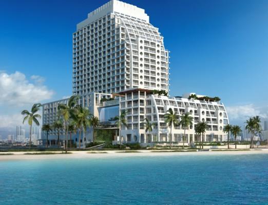 The Ocean Resort Residences Conrad Fort Lauderdale Beach Building Exterior