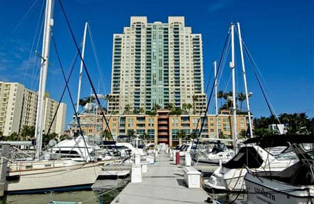 The Yacht Club at Portofino, South Beach