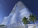 rendering-exterior-of-okan-towers-miami-bottom-up-view